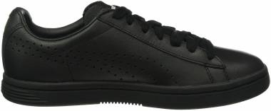 Puma Court Star NM - Black Puma Black Puma Black