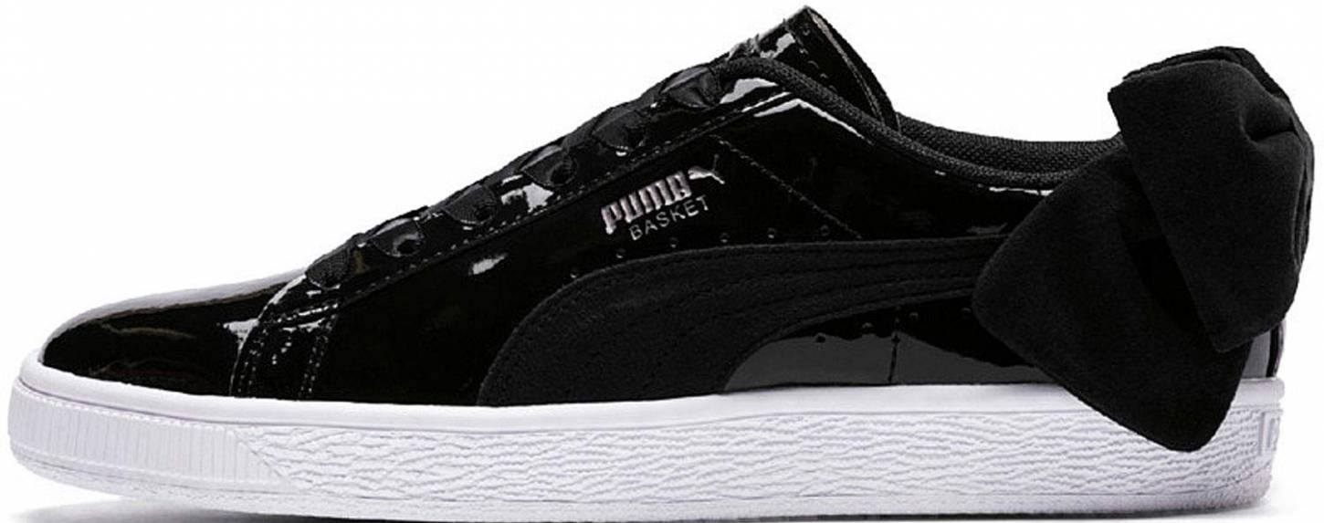 Puma Basket Bow sneakers in 5 colors (only $19) | RunRepeat