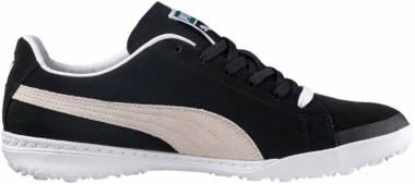 Puma Future Suede Turf - Black-White-Birch