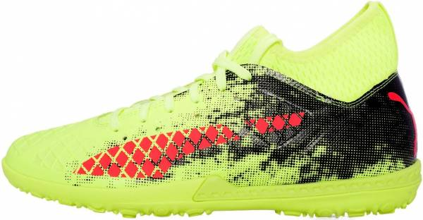 Puma Future 18.3 Turf - Fizzy Yellow-red Blast-puma Black