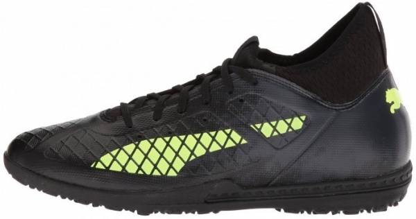 Puma Future 18.3 Turf Puma Black-fizzy Yellow-asphalt