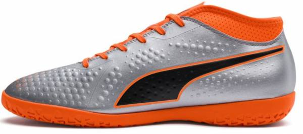 Puma One 4 Synthetic Indoor - Silver