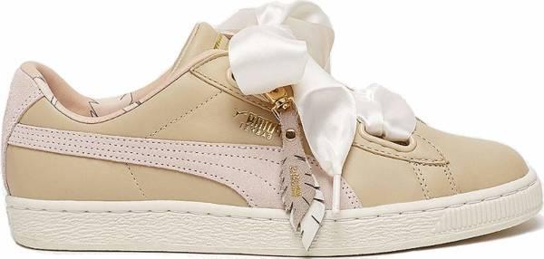 basket puma heart 37