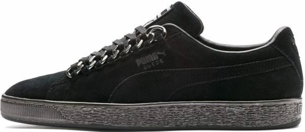 92f1b278c84 Puma Suede Classic X-Chain Puma Black-puma Black