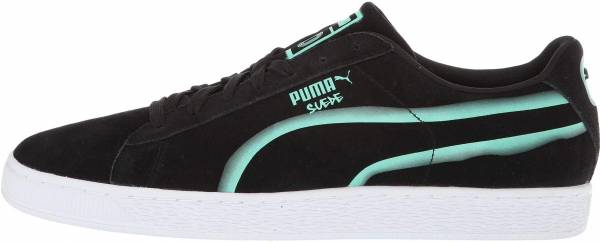 Puma Suede Classic X-Hollows Puma Black / Biscay Green