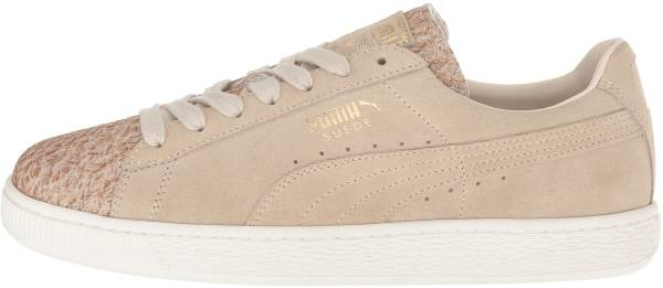 Puma Suede Made In Italy Birch/Puma Team Gold