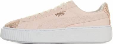 JEFF Especially for the Ladies | Puma Basket Platform