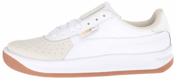timeless design 37898 56fc1 Puma California Exotic Whisper White