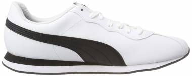 Puma Turin II - White/Black (36696204)