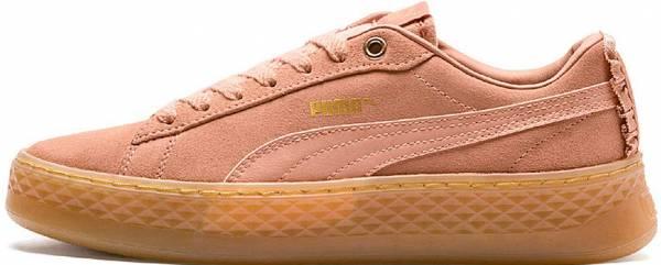 Puma Smash Platform - Pink