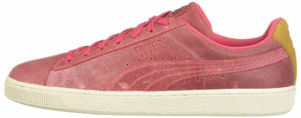 Puma Suede Deco Paradise Pink / Golden Brown
