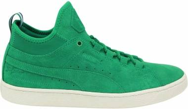 Puma x Big Sean Suede Mid - Green