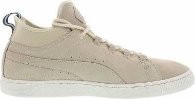 Puma x Big Sean Suede Mid - Whisper White (36630001)