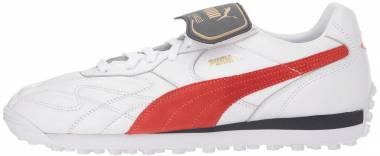 Puma King Avanti Legends Pack Puma White/Puma Red Men