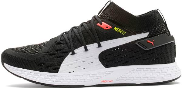 Puma Speed 500 - Black White Red Yellow (19225304)