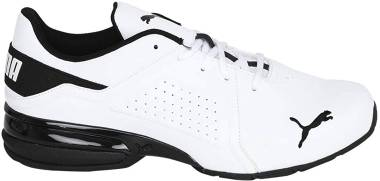 Puma Viz Runner - White/Black (19103701)