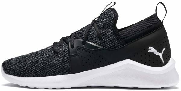 Puma Emergence - Black/White (19234401)