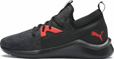 Puma Emergence - Puma Black-red Red-puma White