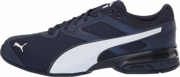 Puma Tazon 6 Heather Rip - Peacoat Puma Black Puma White (19248901)