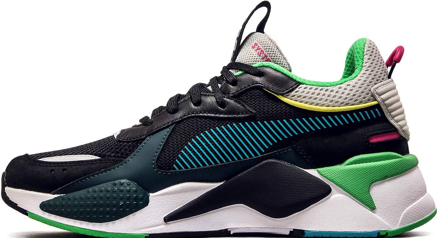 Only $85 + Review of Puma RS-X Toys
