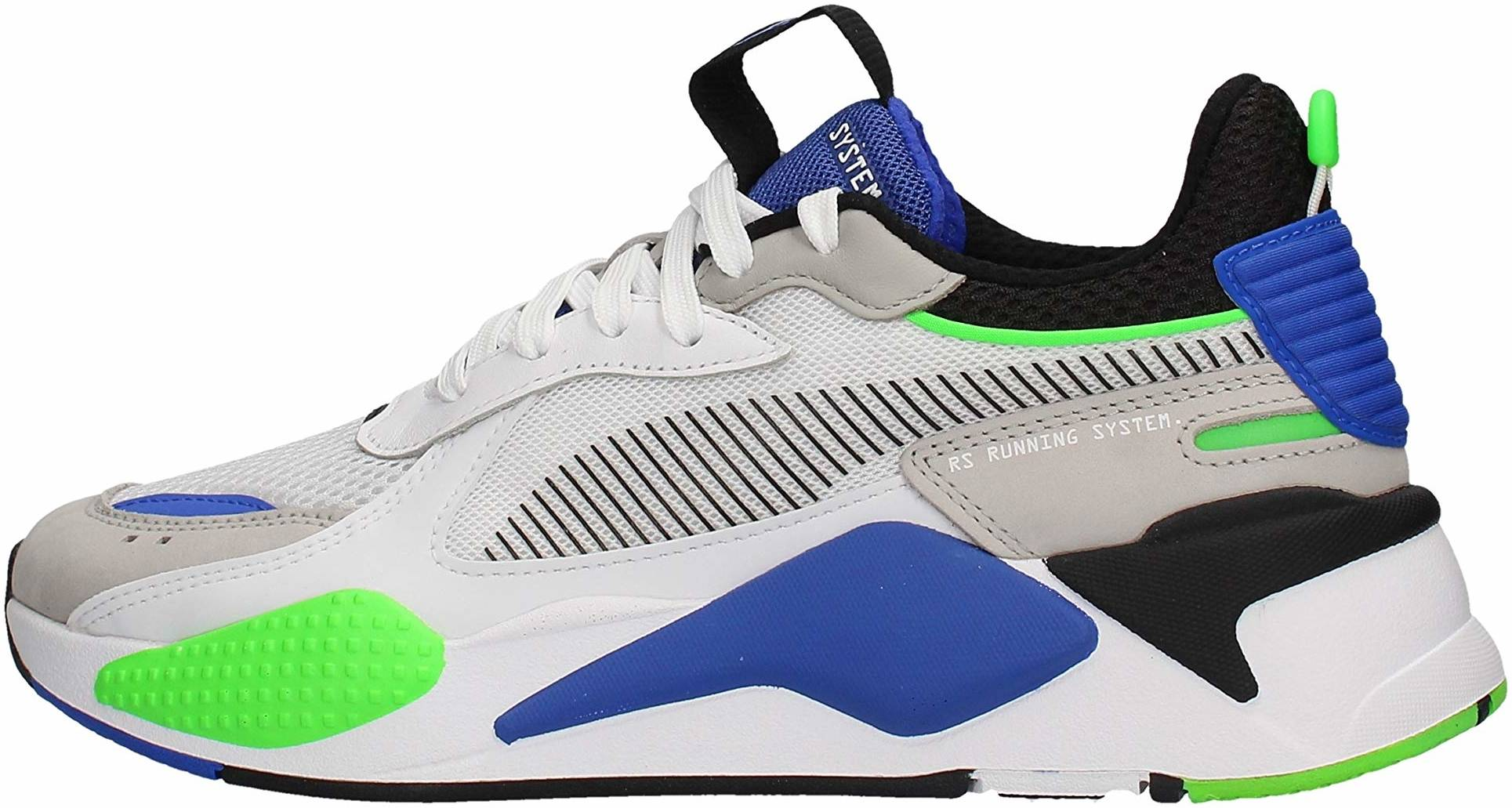 Puma RS-X Toys sneakers in black (only $64)   RunRepeat