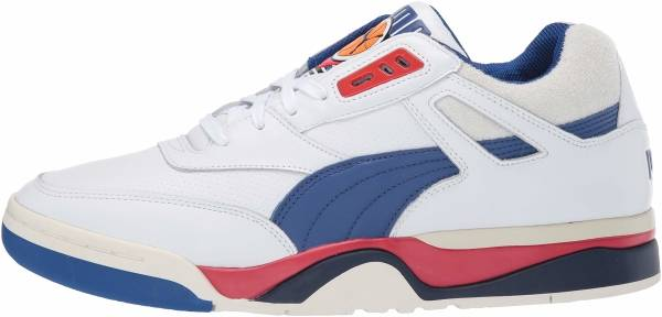 Puma Palace Guard - Puma White-surf the Web-high Risk Red