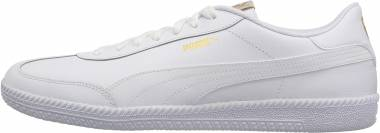 Puma Astro Cup Leather - White