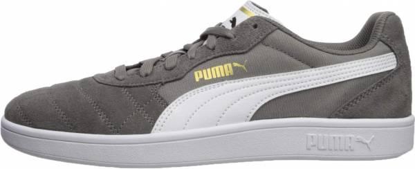 Puma Astro Kick Charcoal Gray-puma White-puma Team Gold