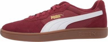 Puma Astro Kick - Cordovan/Puma White/Puma Team Gold (36911505)