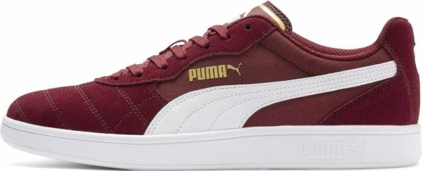 Puma Astro Kick - Rhubarb Puma White Puma Team Gold (36911507)