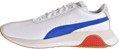 Puma Turin_0 - Puma White/Turkish Sea (36779401)