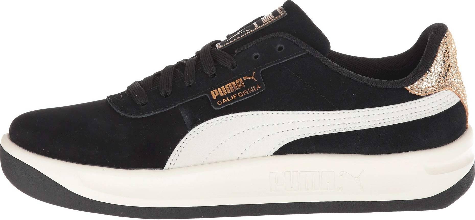 Puma California Metallic sneakers in black (only $60) | RunRepeat