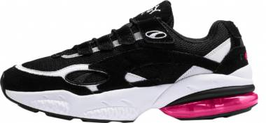 Puma CELL Venom - Puma Black / Fuchsia Purple