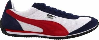 Puma Speeder Mesh - White