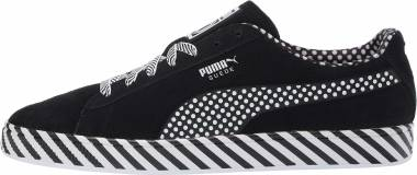 Puma Suede Classic Pop Culture - Black/White
