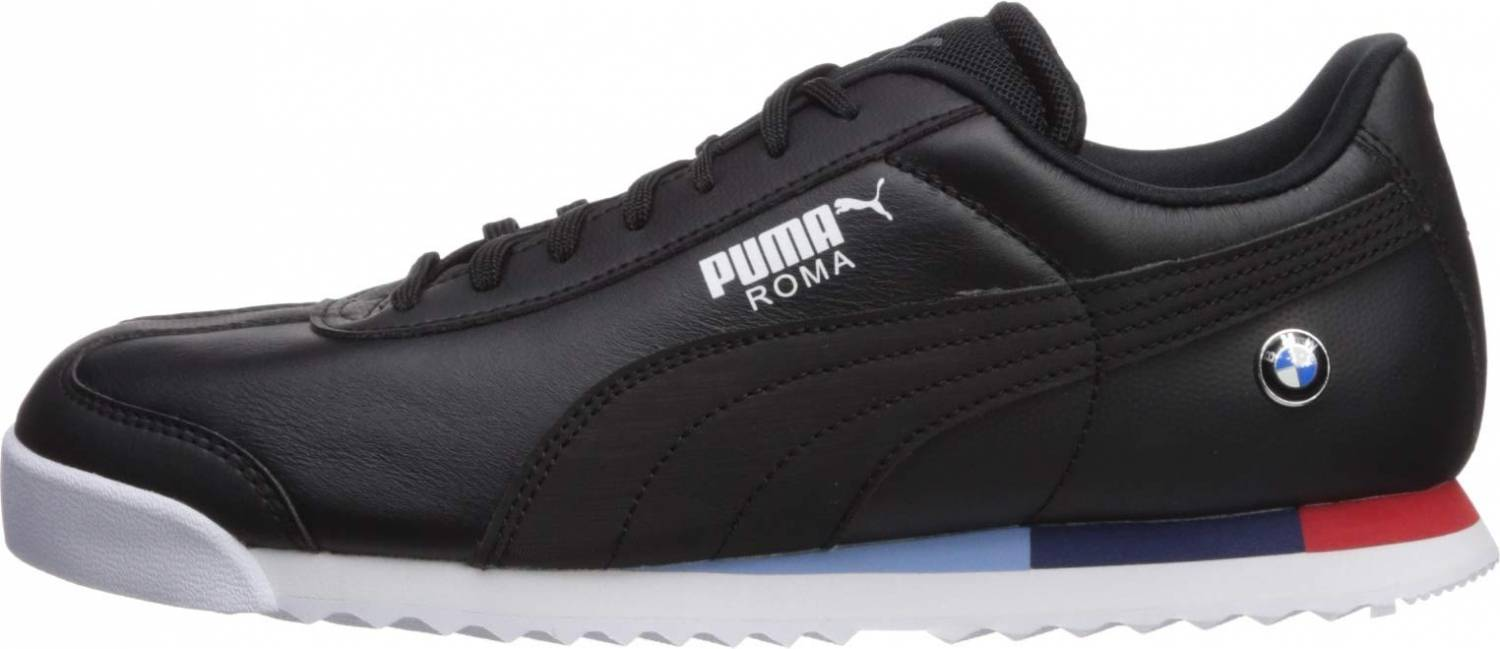 Puma BMW MMS Roma sneakers in 4 colors (only $32) | RunRepeat