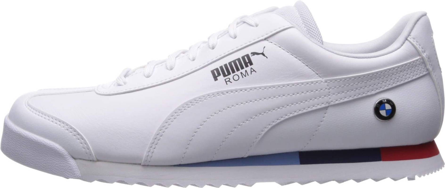 Save 46% on White Puma Sneakers (60