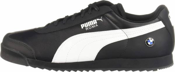 Puma BMW MMS Roma - Anthracite-puma White