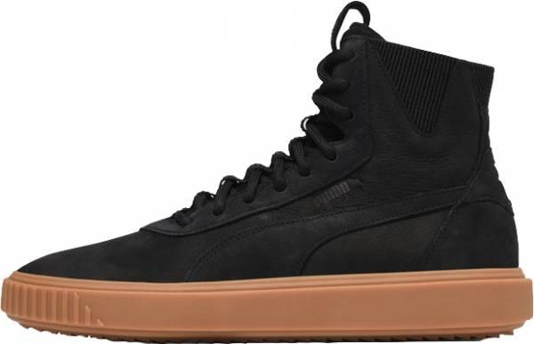 Puma Mens Breaker Hi Gum Casual Sneakers