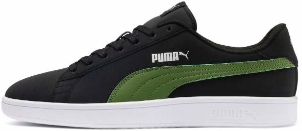 Puma Smash v2 Buck - Graphite-green