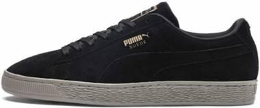 Puma Suede Classic Lunar Glow - Black / Bronze-Elephant Skin