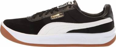 Puma California Casual - Puma Black/Puma White/Puma Team Gold