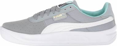 Puma California Casual - Quarry Puma White Puma White