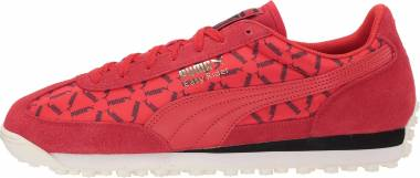 Puma Easy Rider Lux - High Risk Red/Whisper White (36962701)