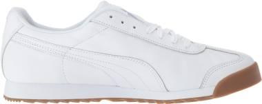 Puma Roma Classic Gum - White (36640801)