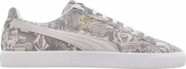 Puma Clyde x Volcom - Puma White Puma White (36814501)