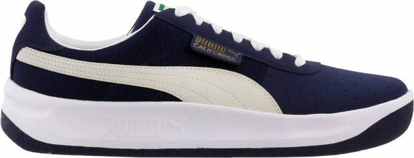 Puma California Vintage Blue / Peacoat / White
