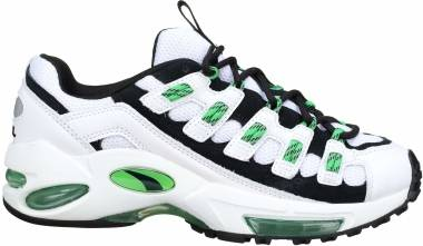 Puma CELL Endura - Puma White / Classic Green (36935701)