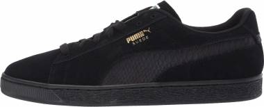 Puma Suede Shed - Black