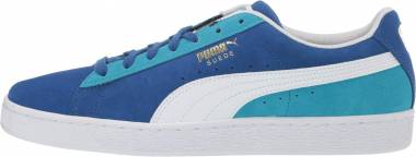 Puma Suede Classic Kokono - Surf the Web-puma White-caribbean Sea